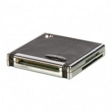 KÖNIG ekstern 45-i-1 USB 2.0 kortleser