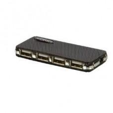 Aktiv USB Hub - 4 port (USB 2.0) Slim