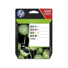HP Blekk 364 Combopack