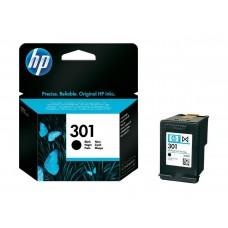 HP Blekk 301 Sort