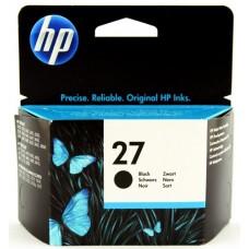 HP Ink 27 Sort